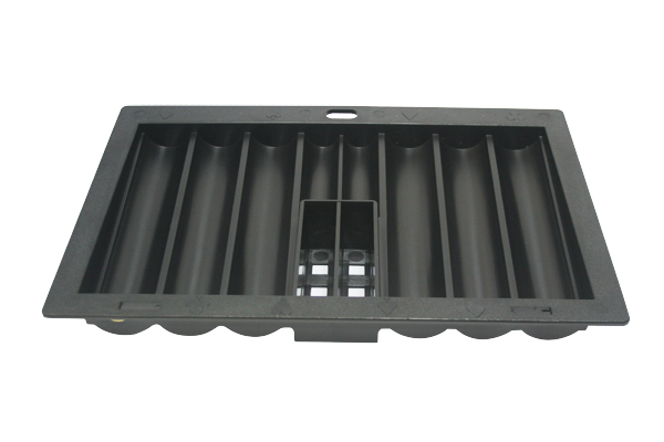 350Pc Professional Dealer Tray with Card Slots