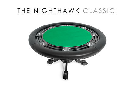 The Nighthawk Poker Table