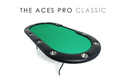Aces Pro Tournament Poker Table