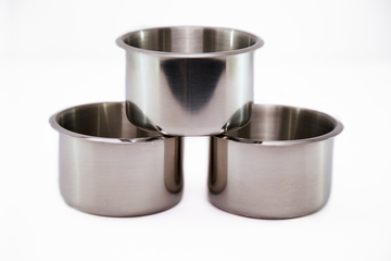 4in Stainless Steel Cup Holders per piece