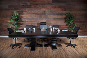 Black Lumen Dining Top