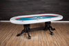 Folding Poker Table4