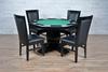 Folding Poker Table6