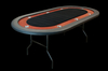 Folding Poker Table11