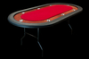 Folding Poker Table9