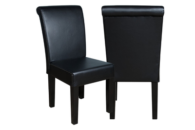 Premium Lounge Chairs - Black