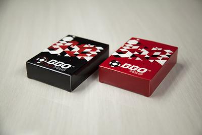 BBO Faded Spade Cards