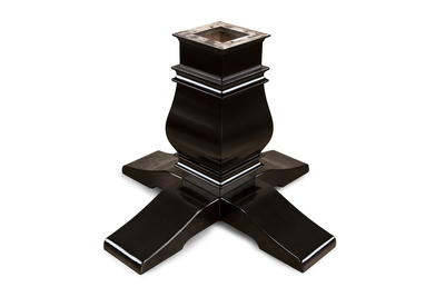 Melvin Pedestal Leg Upgrade - Black
